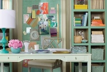 The Office Organizer / Keep your office organized to help you stay clutter-free and focused.