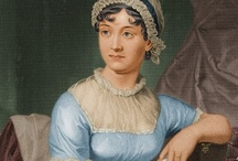 Jane Austen / by Tiffany Gaskin
