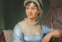 Jane Austen / Jane Austen / by Tiffany Gaskin