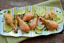FOOD - Chicken Entrees