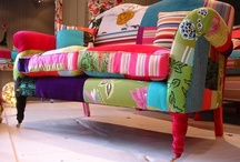 FAB FURNITURE and FABRICS / Lovely stuff for the home of my dreams