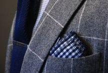 Style:  Pocket Squares