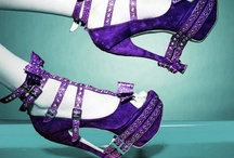 I ♥ SHOES / Fabulous footwear in mostly heels but some flats.