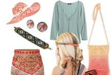 Style Boards - Outfit Ideas for Women / Fashion outfits pieced together for a dream wardrobe.