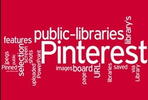 ACRL2013: Public / This board features a selection of public libraries using Pinterest.  Pinned images are screen shots saved as jpegs & uploaded to Pinterest; the URL of each library's Pinterest page has been added to the image link (usurping uploaded by user designation).  New entries are pinned via Snapito! Please contact me if you would like your page removed.