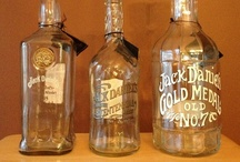 Jack Daniel's Bottles and Boxes / For sale / A vendre