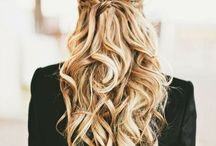 Hair-spiration. / by Savannah Barefield
