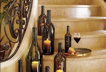 CRAFTY - Recycling Wine Bottles