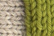 Knitting Tips We Love / Our favourite knitting tips and the best of how to's.