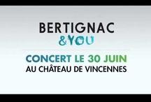 Bertignac&YOU / Avec Louis Bertignac, les prochains mois s'annoncent Rock'n'Roll chez B&YOU ! Concert exceptionnel de Louis Bertignac le 30 juin au Château de Vincennes, en partenariat avec B&YOU. / by B&YOU