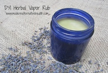 "Recipe Box: ""Vapor Rub"""