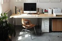 office [space] / [ well-designed offices to lust after ] / by Hannah McGowan
