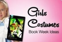 Girls Book Week Costume Ideas / Need an idea of what to go as for Book Week? Here at CostumeBox we have you covered! From the Wizard of Oz to Harry Potter, we have everything you need to have a fabulously fun Book Week!