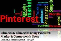 ProQuest: Quantum Webinar / Welcome! This board features pins related to Pinterest use, libraries and Pinterest, and pins developed, curated, and created during the Pinterest webinar on October 14, 2013.