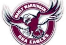 Go the Manly Sea Eagles / Get ready for the NRL Grand Final weekend and show your support for the mighty Manly Sea Eagles! Whether you are going to the game, heading to the pub, or watching at home, wear your maroon with pride! #GoManly