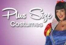 Plus Size Costumes / A costume for all shapes and sizes! Check out our range here.