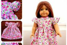 """18"""" Doll Clothes Patterns"""