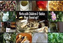 Herbs with Babies & Children 100+ Round-up!! / Check into these!