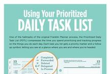 PlannerTalk / Articles and advice about how to keep your life organized from the PlannerTalk Community. www.franklinplannertalk.com