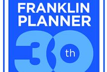 FranklinPlanner 30th Anniversary / For our 30th Anniversary, we want to share our favorite products, tips, articles, quotes, and more with you. Help us celebrate by telling us which of the pins are your favorite.