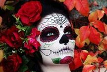 Day Of the Dead / The Mexican holiday Day of the Dead is a fun celebration. Check out costumes and party ideas here