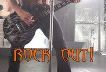 Rock On / For the love of rock music.