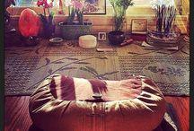 Yoga studio / by Meghan Frances