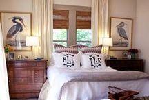 Bedrooms / by Laura Reid
