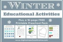 Homeschool Holidays (January) / Winter theme Martin Luther King, JR. Dental Health / by Tiffany Gaskin