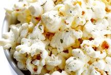 Popcorn Recipes / Get the popcorn popping with these recipes!