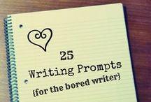 creative writing & books