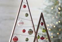 Navidad - IDEAS - / Muchas ideas llenas de creatividad. Scrapbook, manualidades, arbolitos, espacios, tarjetas, DIY, recetas, mesas de dulces, regalos, etc.