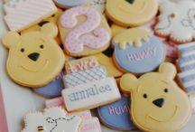 Winnie pooh party - IDEAS -