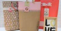 Manualidades con papel / Manualidades y otras cosas hechas con papel.  #handmade #papercrafts #manualidades