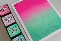Tintas, sellos y estampados - IDEAS -