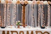 Bodas - IDEAS - / #wedding