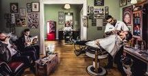 Mood Board : Barbershop