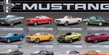 Ford Mustang - Advertising / Ford Mustang ads, posters, promotional