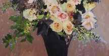 Exhibition | 'Bloom' 4th - 25th February 2017 / Exhibition: CHARLOTTE HARDY AND SALLY STAFFORD 4 - 25 FEBRUARY 2017 www.wisegal.com
