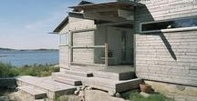 Träpriset 50 år / Architecture, Design, Swedish Wood Awards, Wood Prize, Scandinavian Design, House, Home, Inspiring Design, Exterior, Swedish Home, Cottage, Weekend Cottage, Apartment, Building