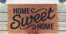 Home sweet home / home in accordance with nature