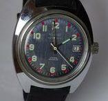 óra / watch
