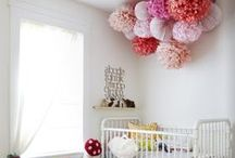 Baby Rooms & Nurseries / Baby rooms, nurseries, furniture, decor, and accessories / by the Bannerie
