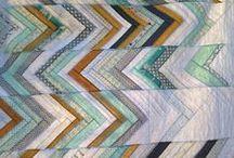 patchwork / by Debbie Arruda