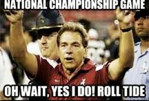 Yea Alabama/Go Trojans!