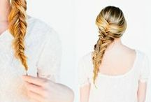 hairstyles / by Chelsey Hribar