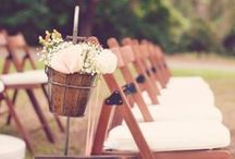 Rustic Wedding/Shower Ideas / by Jodi Ledger