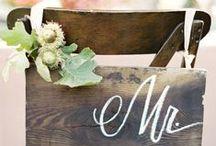 DIY Wedding Ideas / Lots of Fun DIY Wedding Ideas for you to plan for your wedding!
