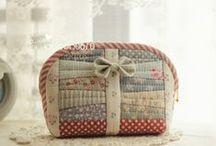 Bags, necessaries .....