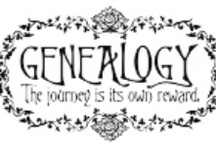 Genealogy / by LaMae Perez